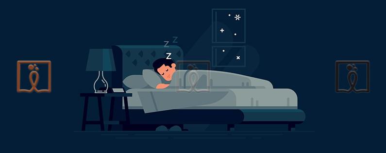 چگونه می توان هنگام ابتلا به ام اس خواب کافی داشت؟